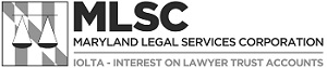 Maryland Legal Services Corporation Logo