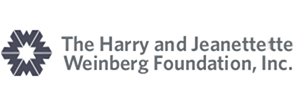 The Harry and Jeanette Weinberg Foundation, Inc. logo