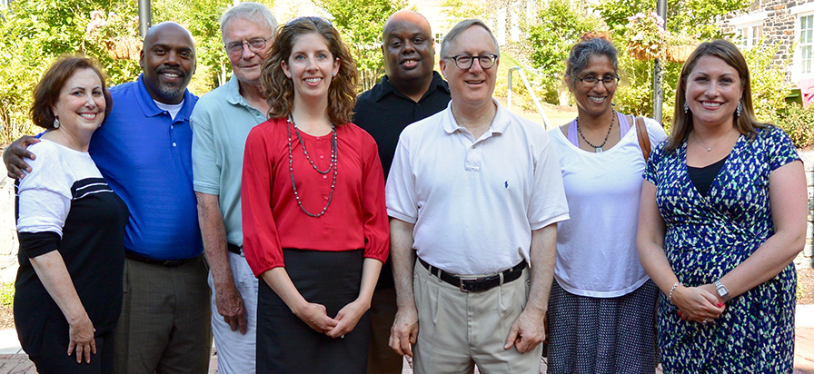 Some of DRM's wonderful Board members.