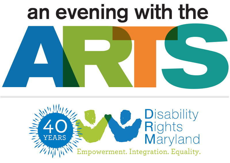 an evening with the arts logo