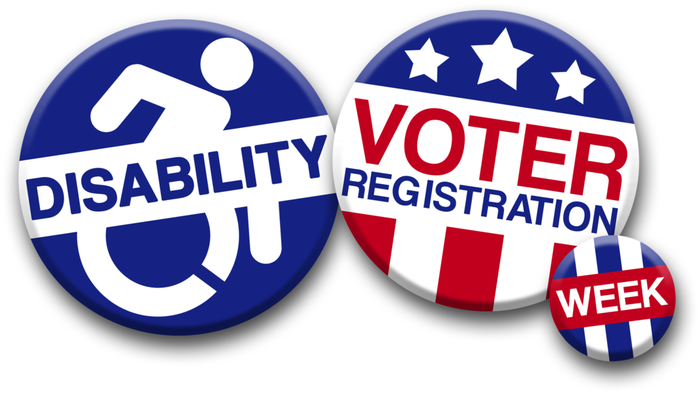 National Disability Voter Registration Week - Disability Rights Maryland