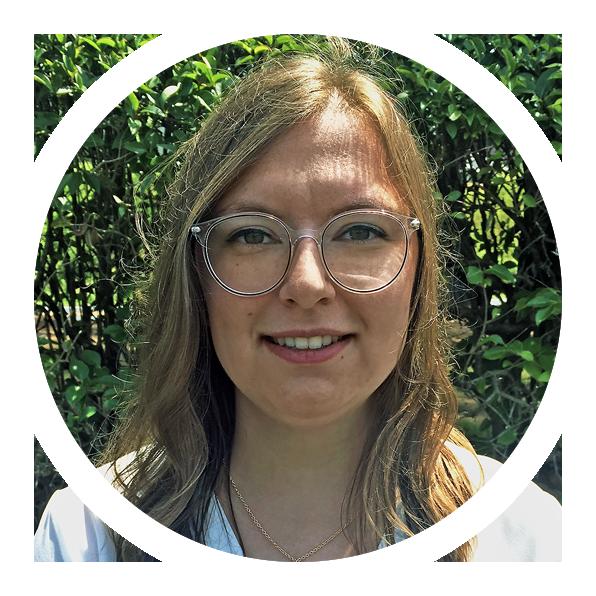 An avatar portrait of Ella Schaltenbrand, a legal intern for DRM's 2020 Summer Intern Program.