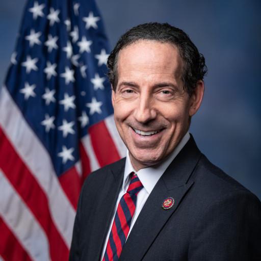 Portrait of Representative Jamie Raskin