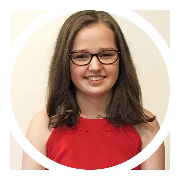An avatar portrait of ruby Elbert, a legal intern for DRM's 2020 Summer Intern Program.
